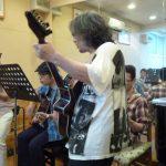 弾き語りギターオヤジ祭り!開催しました その3 みんなで歌おう編